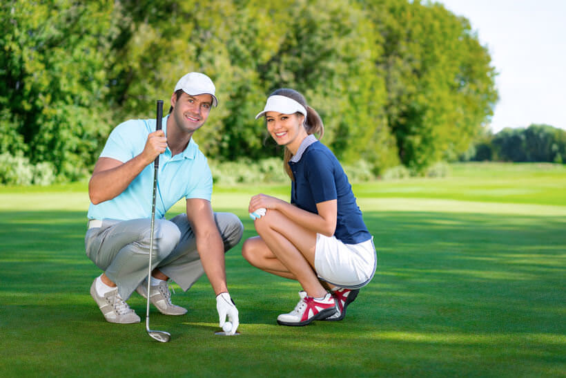 Dating site for golfers